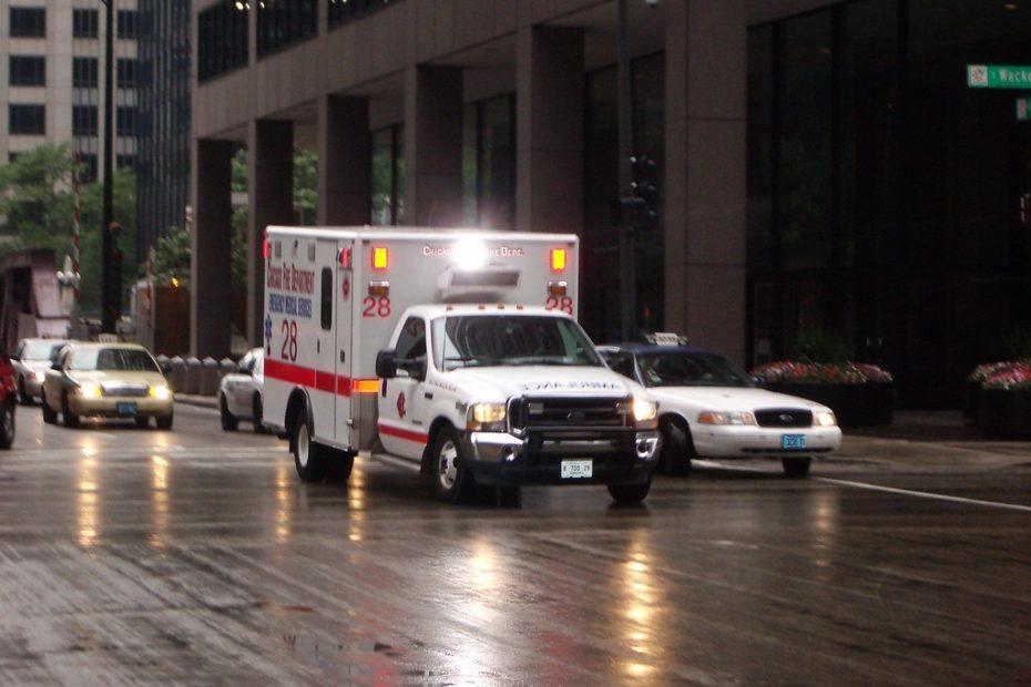 AT&T - ambulance